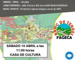 Cartel Presentación BDT FAGECA